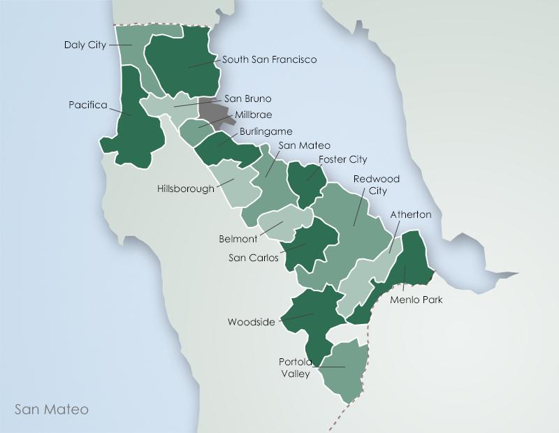 San Mateo County Info