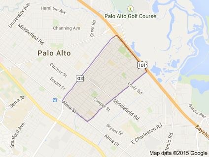 Palo Alto neighborhoods - Midtown Real Estate