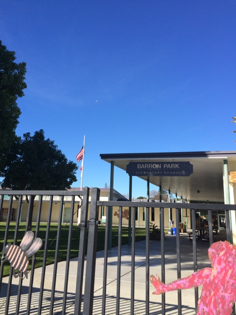 Barron Park Palo Alto school