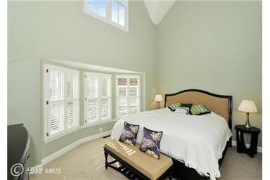 717 Fords Landing Way - Master Bedroom
