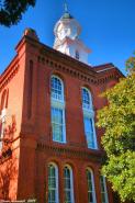 Alexandria - Aspinwall Hall at Virginia Theological Seminary