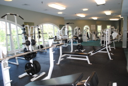 Cameron StationFitness Center Free Weights & Machines