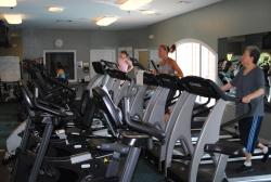 CameronStation Fitness Center Cardio Equipment