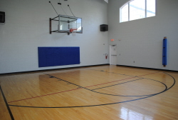 Cameron Station Indoor Basketball Court