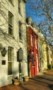 Old Town Alexandria Homes on Duke Street