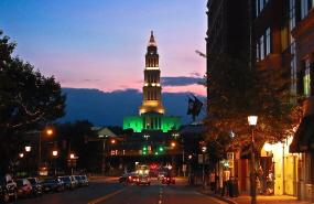 Old Town Alexandria George Washington Memorial