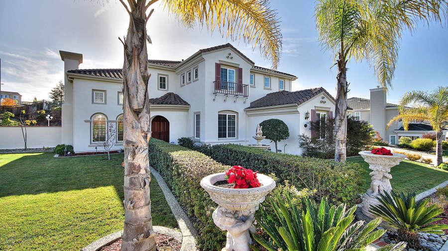 neighborhood CA San Jose Evergreen