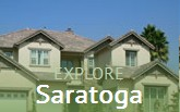 Saratoga CA real estate