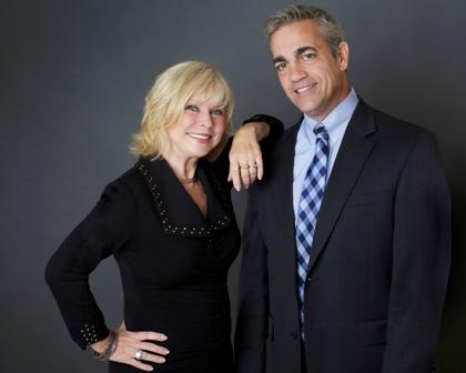 Rebecca & Michael Straley