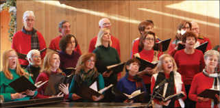 Aurora Singers Presents a Holiday Performance