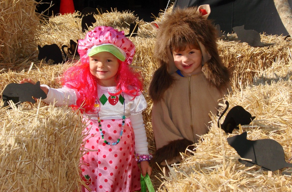 Deer Hollow Farm Offers Spooky Fun in Cupertino