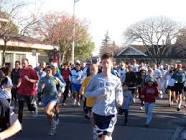 Fun Run in Los Altos