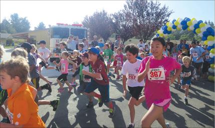 3rd Annual Great Grizzly Fun 5K Run