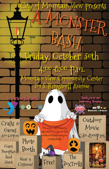 Mountain View Monster Bash